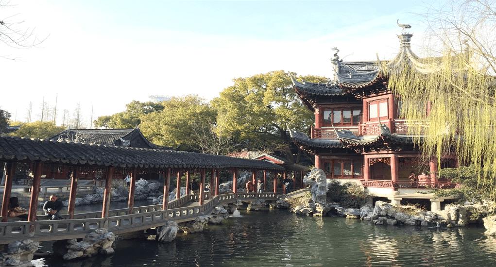 Shanghai - Yu Garden