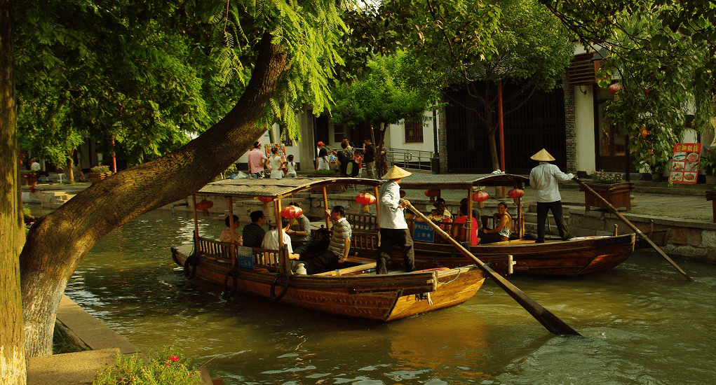 Shanghai - Zhujiajiao Watertown