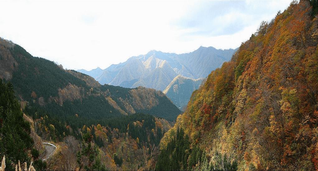 Shirakami - Anmon Falls