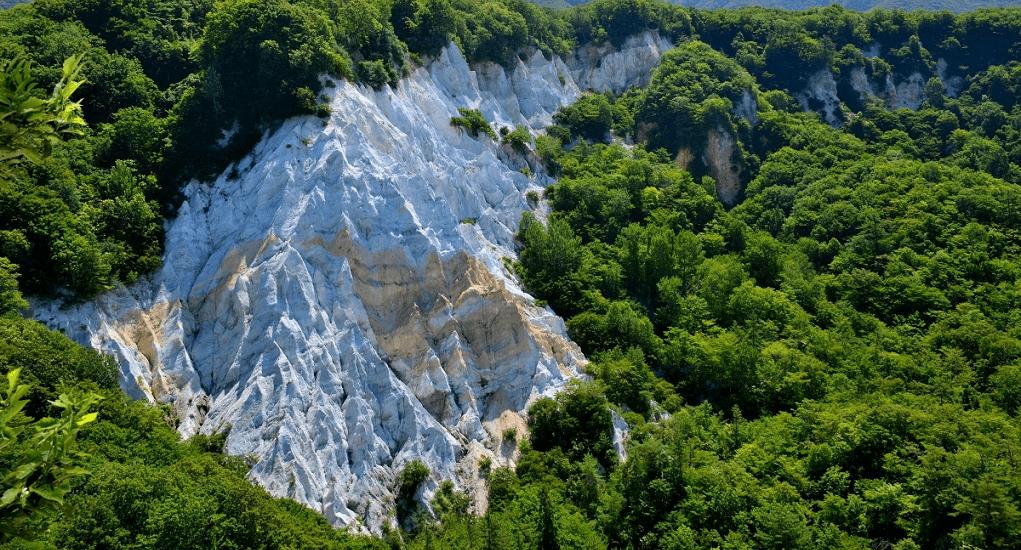 Shirakami Sanchi - Nihon Canyon