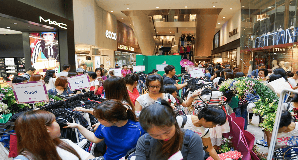 Shopping Malls in Singapore - 313@Somerset