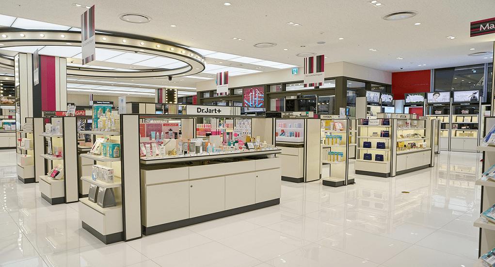 Shopping in Korea - Cosmetics