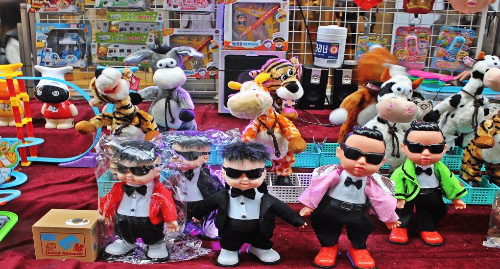 Shopping in Korea - Cute and Adorable Korean Items