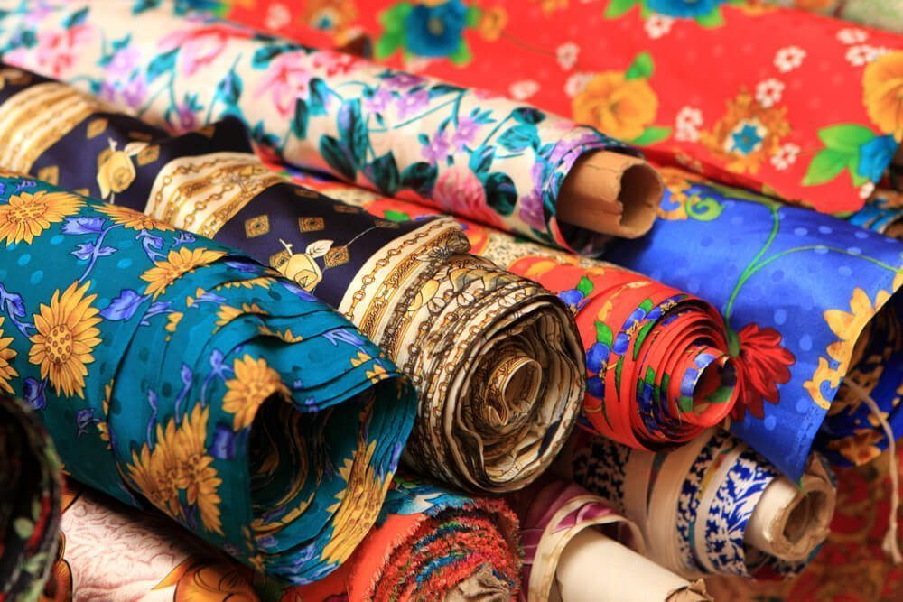 Silk clothing is a popular kind of gifts that you could get as souvenirs