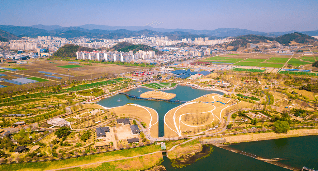 Suncheonman Bay - About the Reserved Wetland