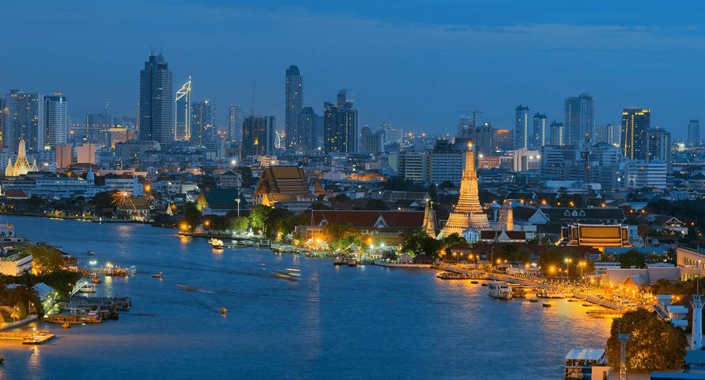 Sungai Chao Phraya - Bangkok
