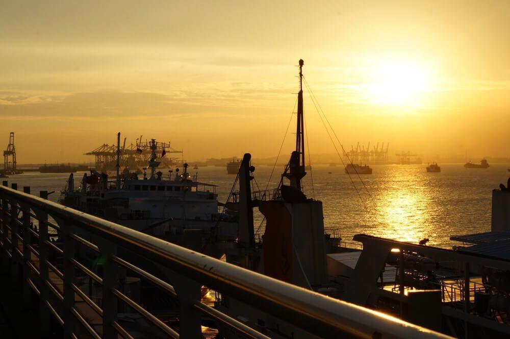 Surabaya North Quay yang dekat pelabuhan