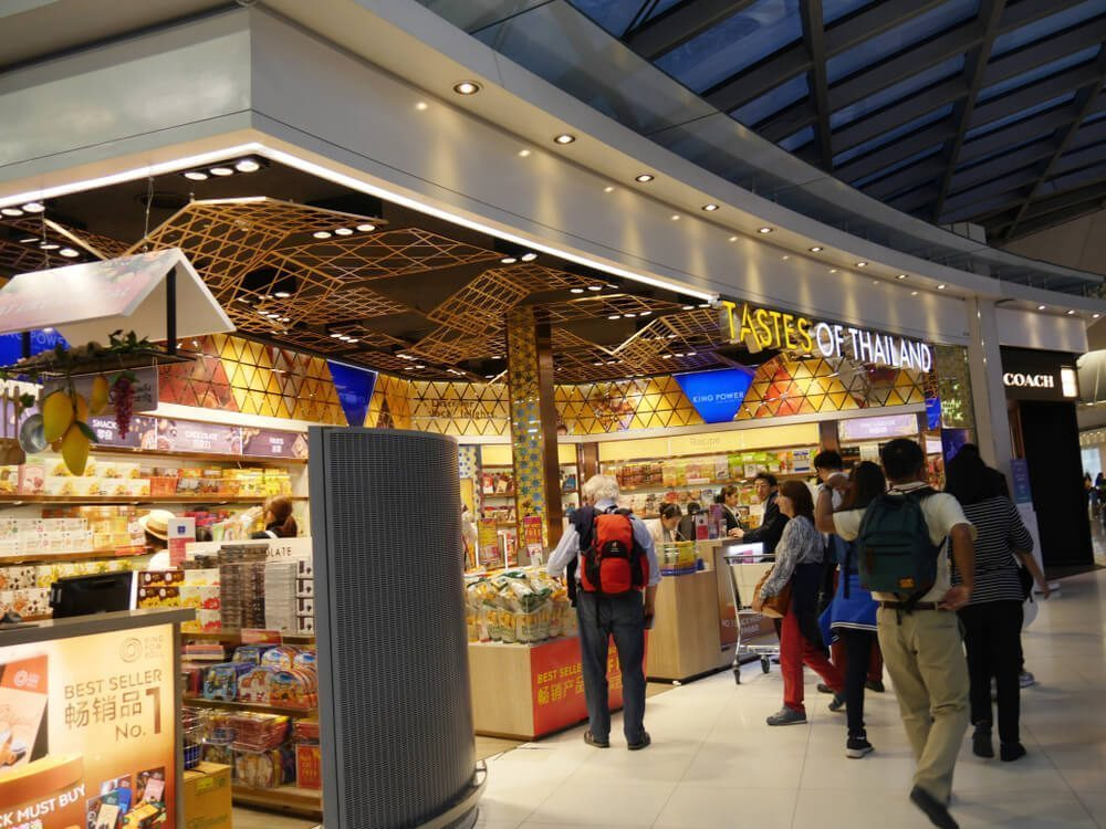 Suvarnabhumi Airport offers you many facilities you can enjoy