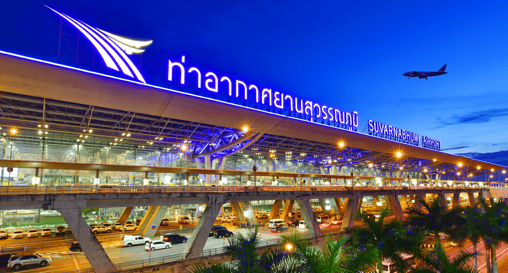 Suvarnabhumi Airport - Booking and organized transit tour