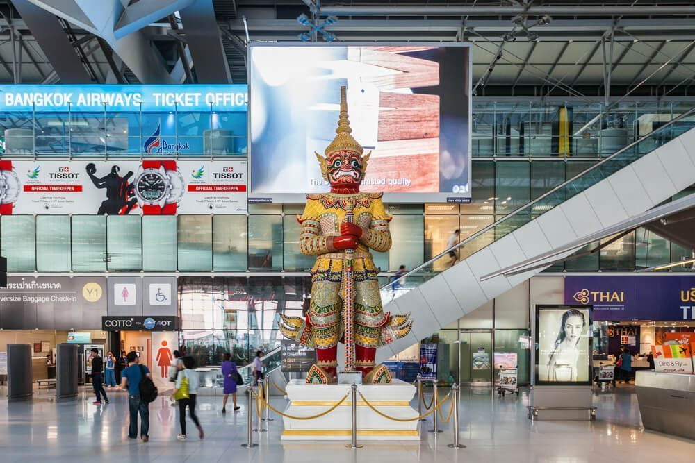 Get to know Suvarnabhumi Airport terminals, so you don't get lost
