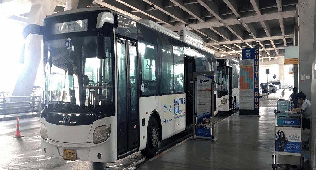 Suvarnabhumi transportation - Shuttle Bus Service