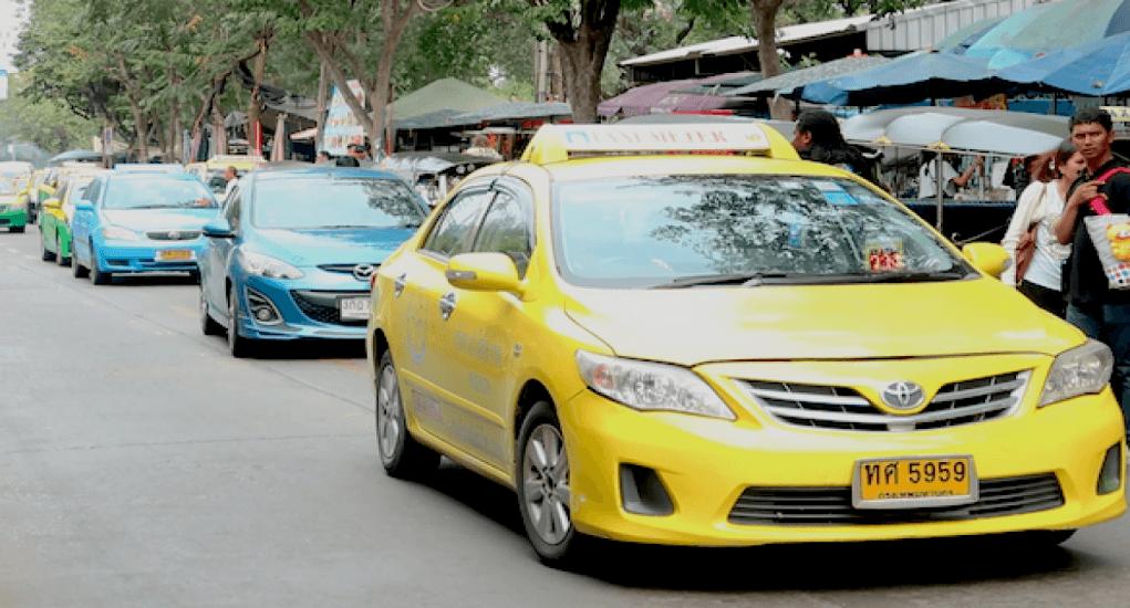 Suvarnabhumi transportation - Taxi Services