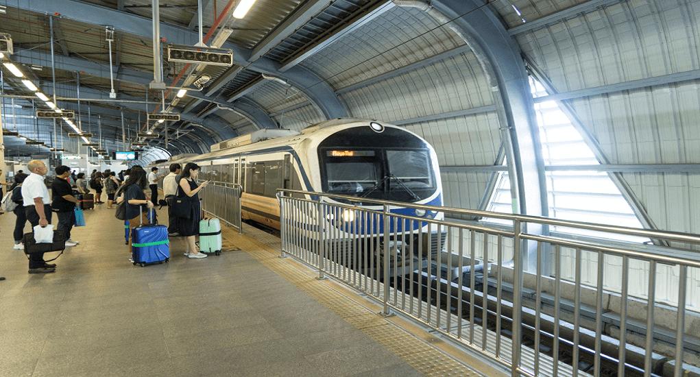 Suvarnabhumi transportation