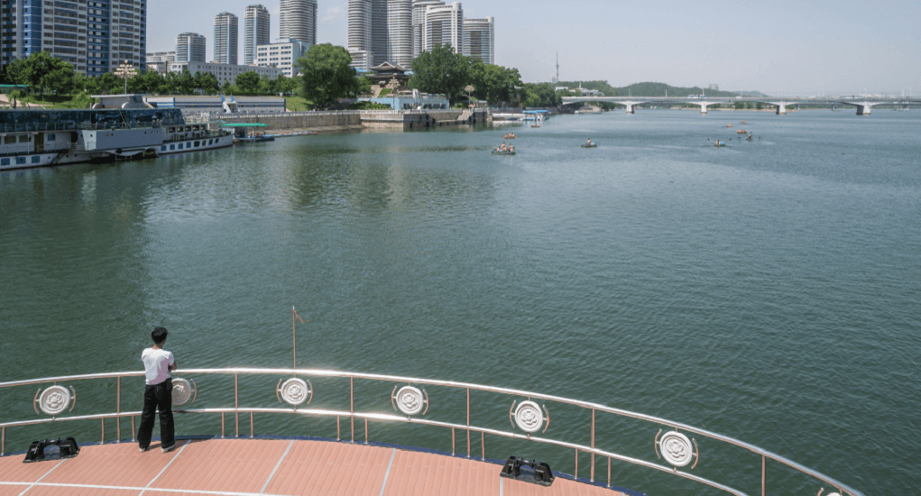 Taedong River - About River Taedong