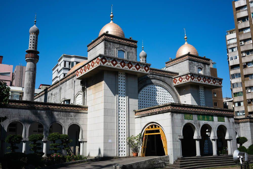 Masjid Agung Taipei, Taiwan