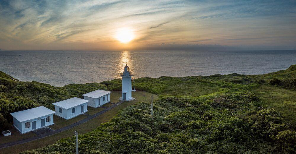 Visit Taiwan's beautiful lighthouse