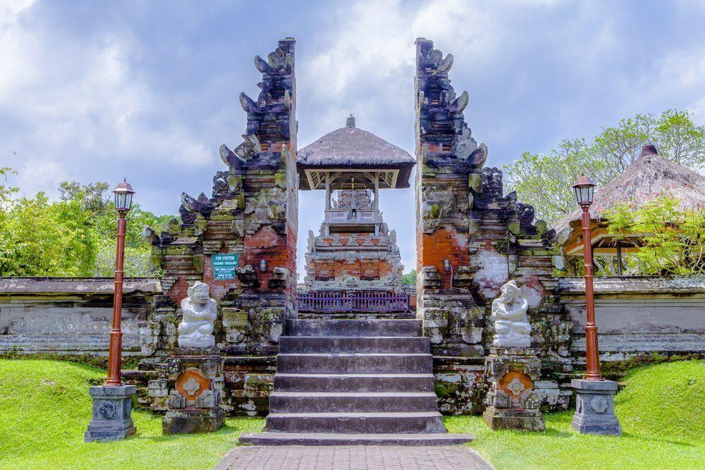 Taman Ayun Temple - Gods' Favourite Perches