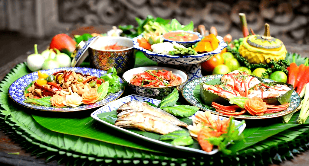 Taste Variety Food in Bangkok