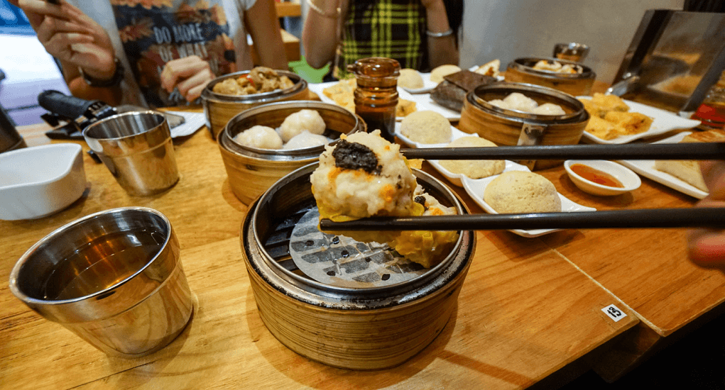 Taste Variety Food in Hong Kong