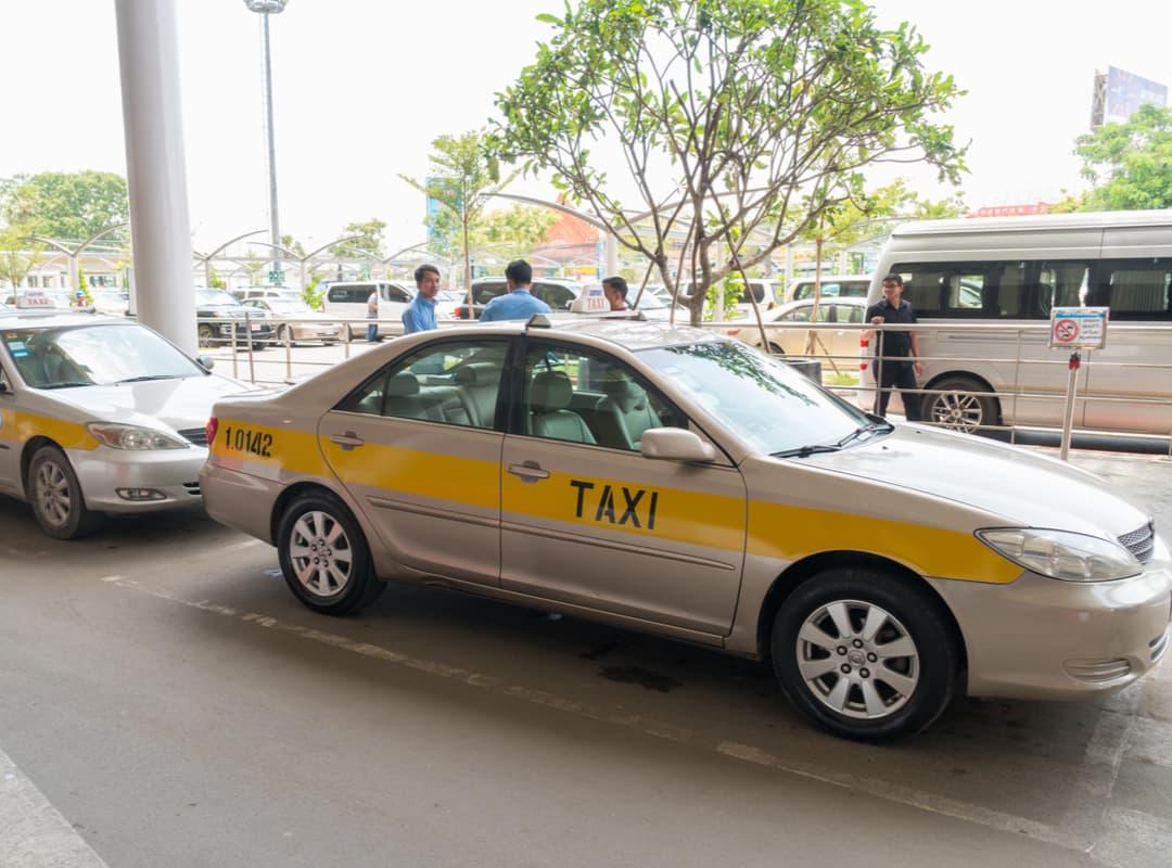 Taxi di Kamboja
