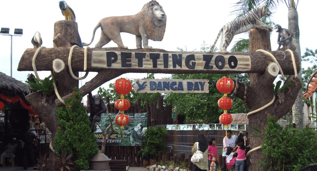 Teluk Danga - Danga Bay Petting Zoo
