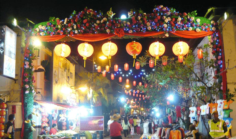Tempat Wisata Hiburan Malam di Johor Baru