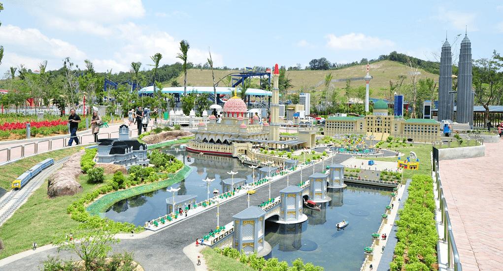 Tempat Wisata di Johor Baru