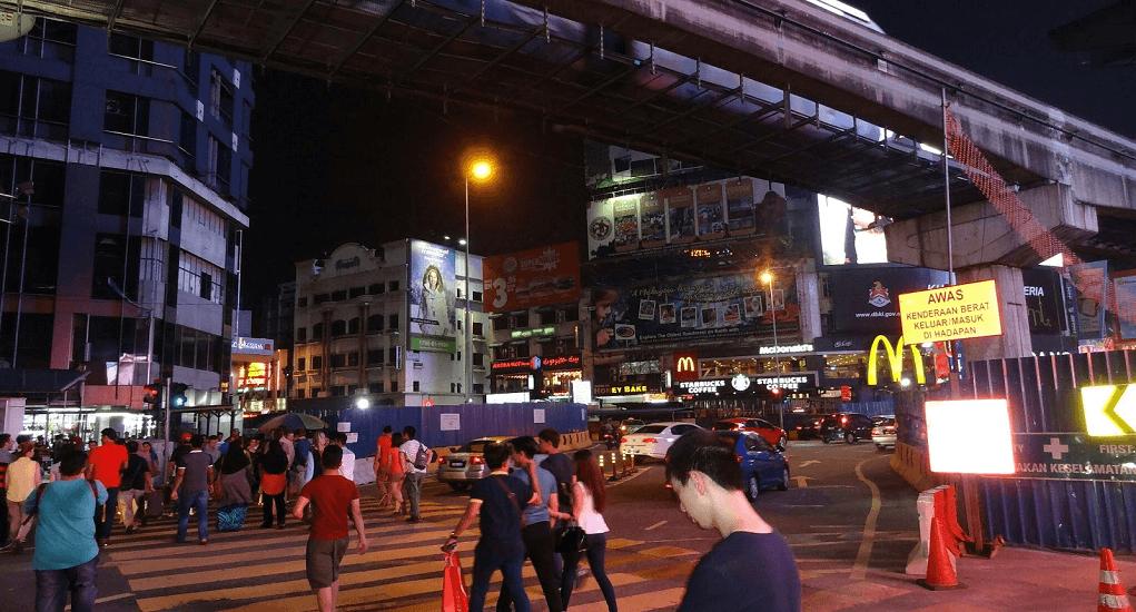 Tempat wisata hiburan malam di Kuala Lumpur