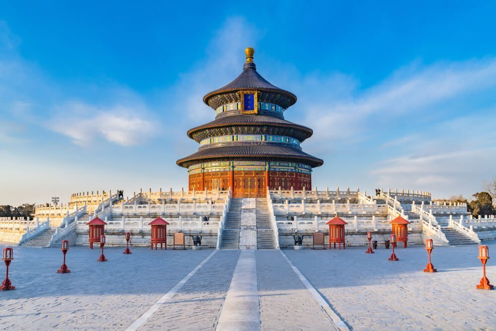 Visit Temple of Heaven in Beijing