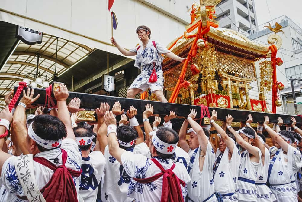 Japanese Festivals You Can't Miss