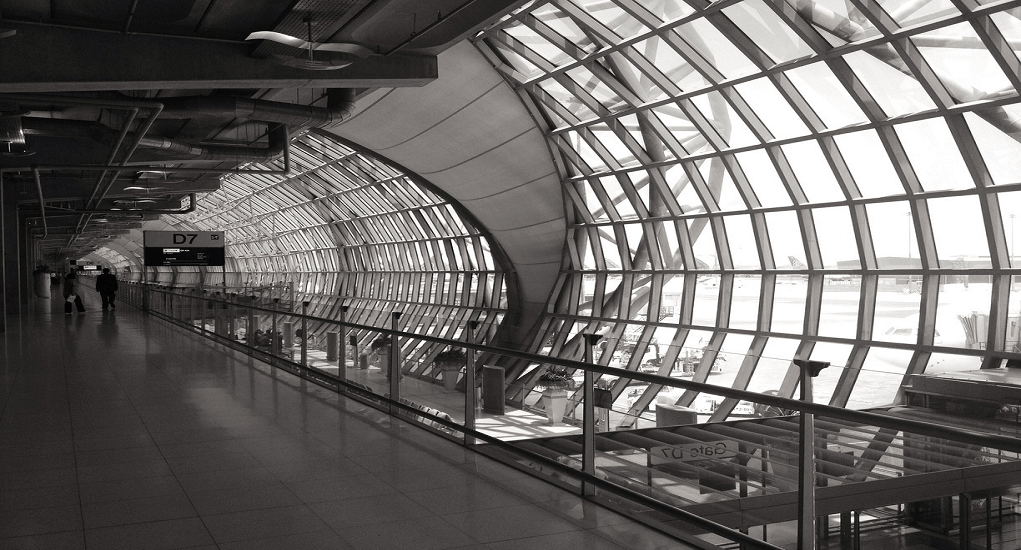 Terminal Bandara Suvarnabhumi - Terminal Internasional 2