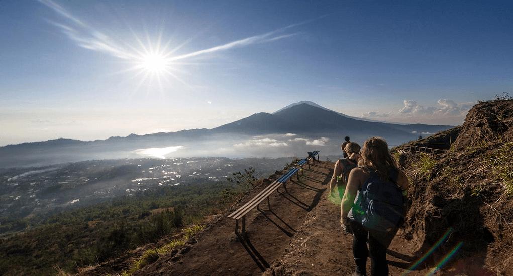 Thai Lion Air - Climb Mount Batur