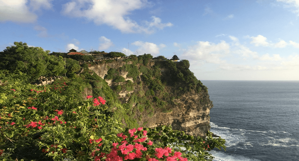Thai Lion Air - uluwatu temple