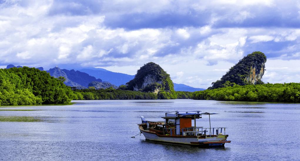 Thailand - Khao Khanap Nam