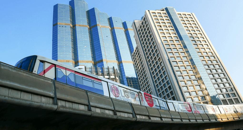 Thailand - Skytrain - BTS