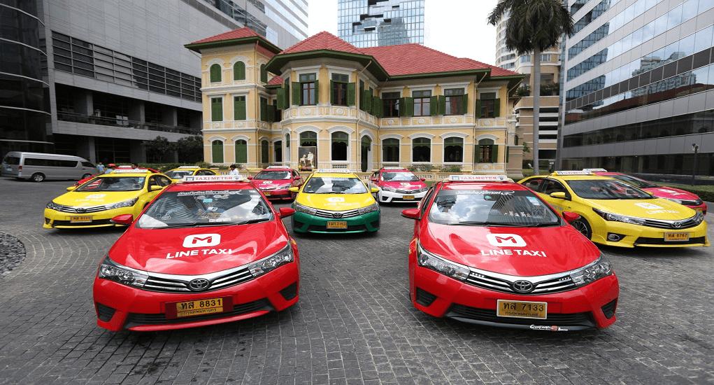 Thailand - Taxi