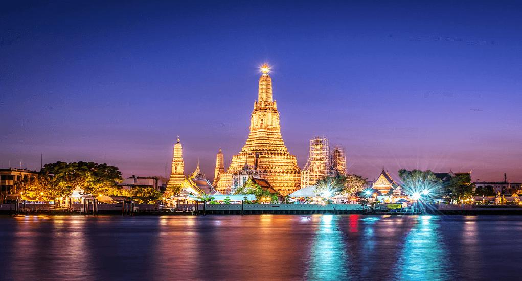 Thailand - Wat Arun Temple