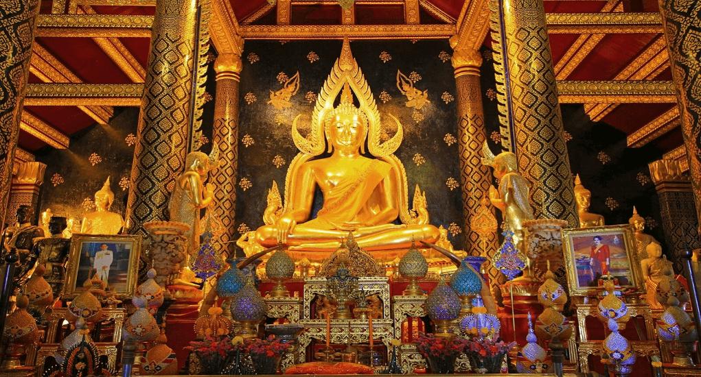 Thailand - Wat Phra Si Rattana Mahathat