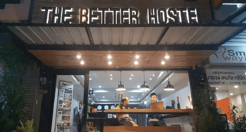 The Better Hostel