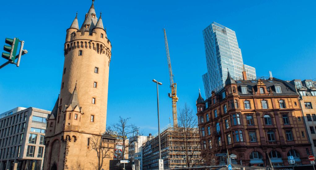 The Eschenheimer Tower