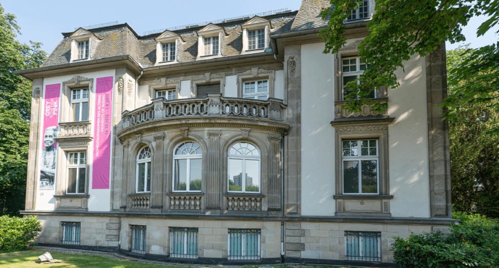 The Frankfurt Museum District (Museumsufer)