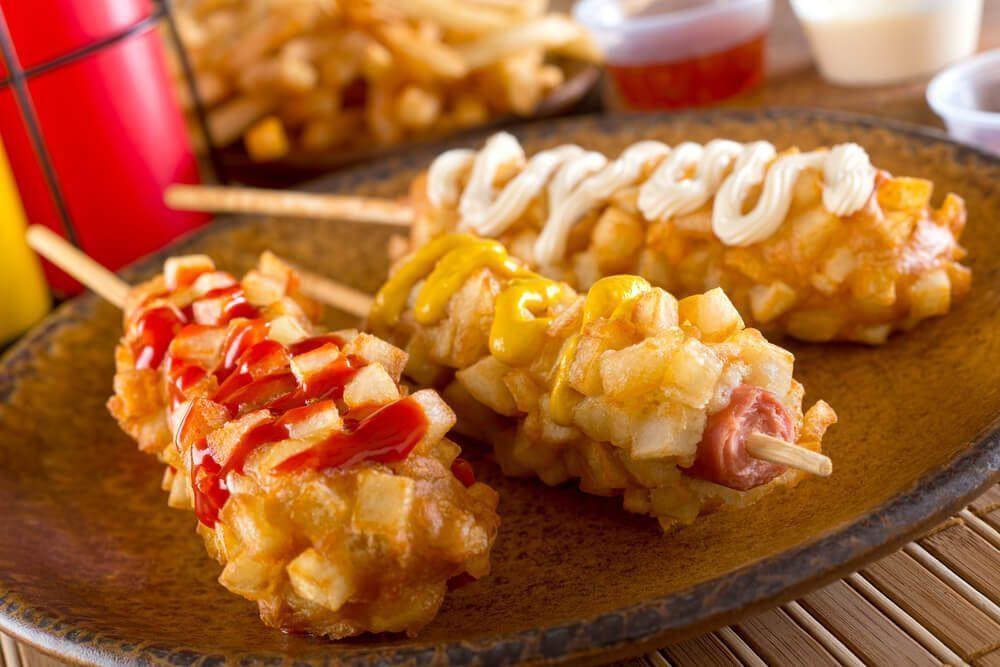 炸薯條熱狗 Tokkebi Hot Dogs