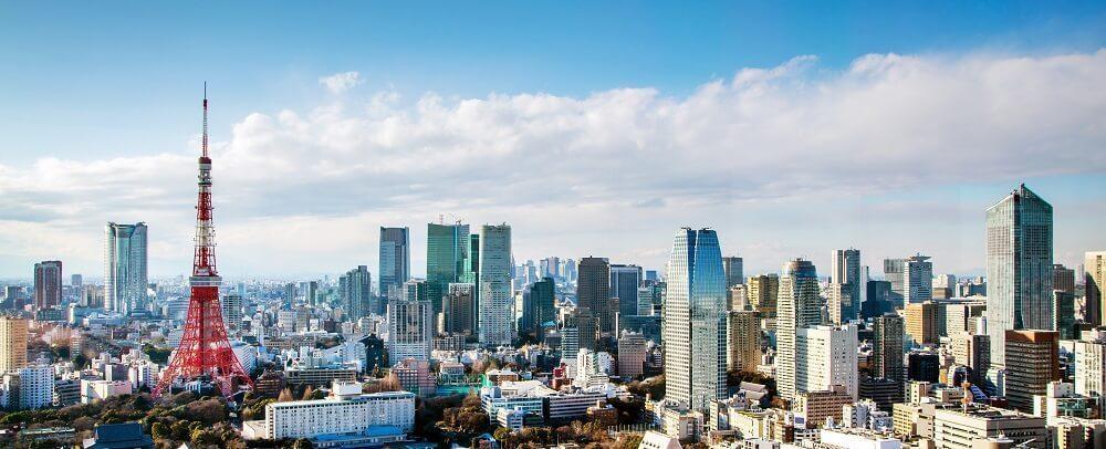 japan capital city - tokyo