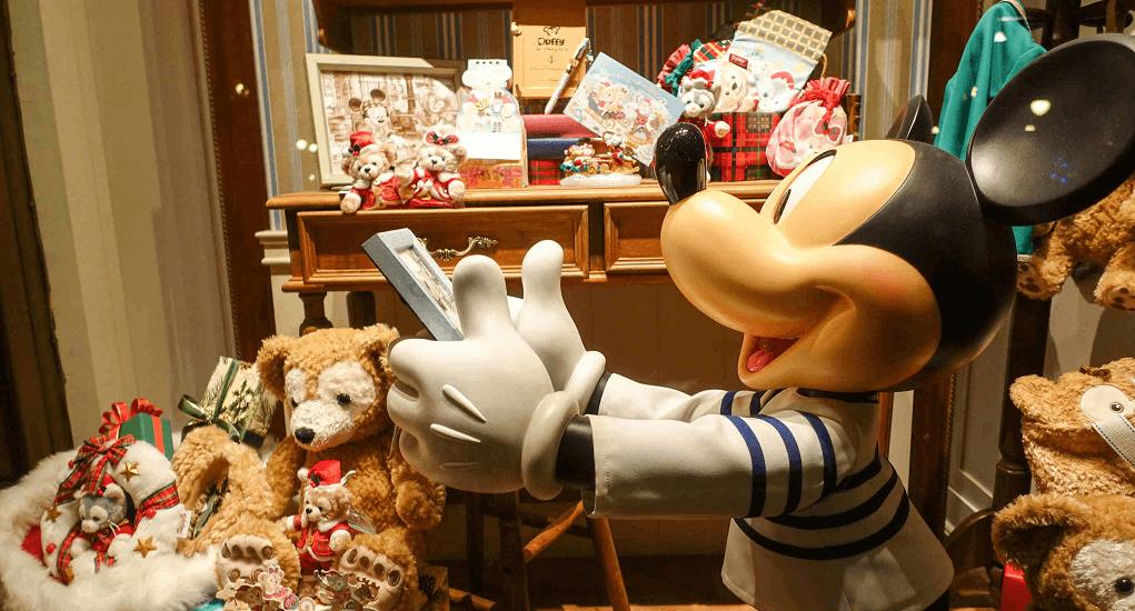 Tokyo Disney Sea - souvenirs