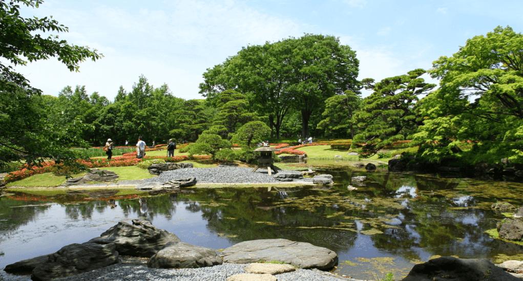 Tokyo Imperial Palace - Tokyo Imperial Palace Exploration