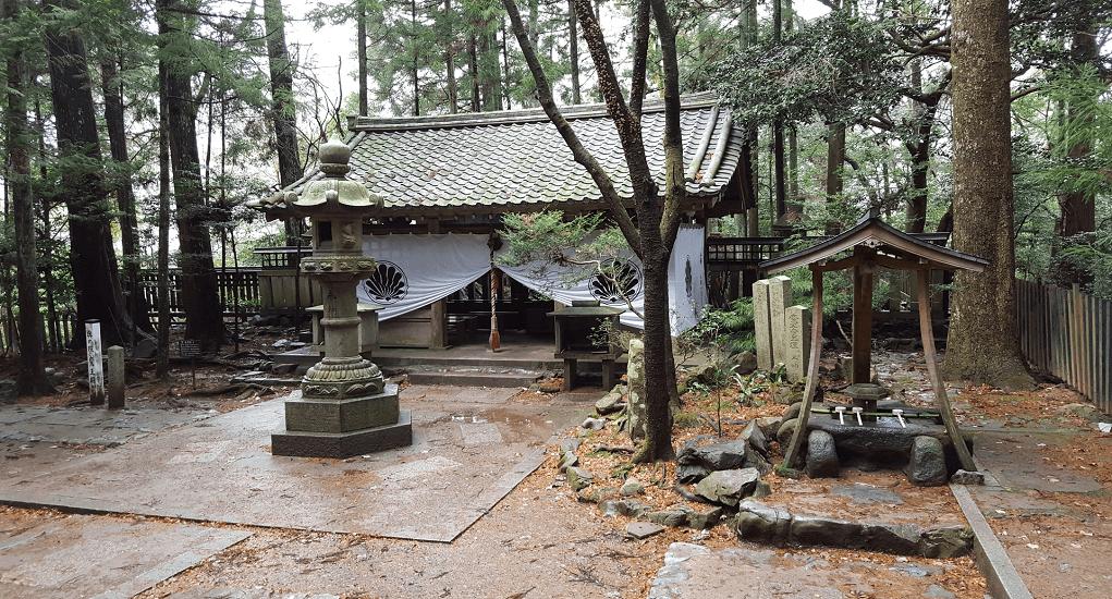 Tokyo - Okunoin Temple