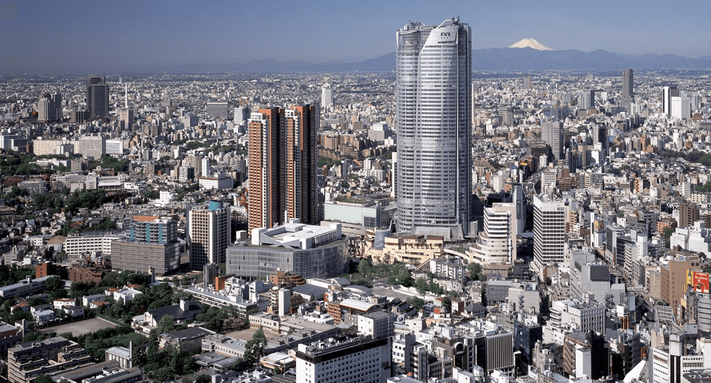 Tokyo - Roppongi Hills