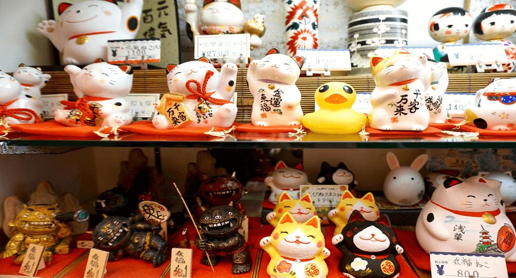 Tokyo Souvenirs