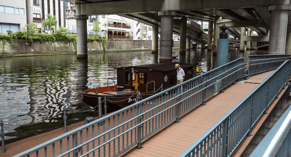 Tokyo Station - Riverboat Mizuha