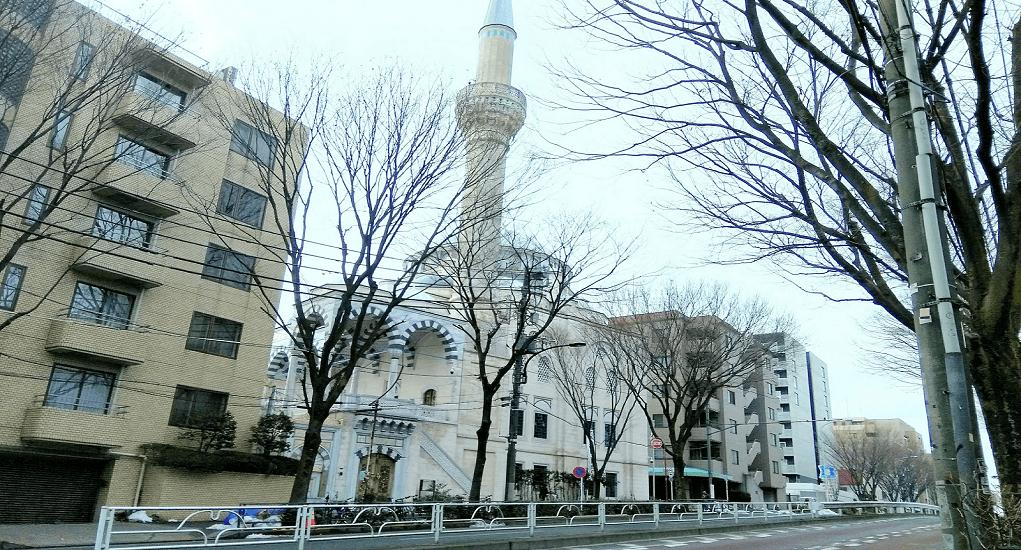 Tokyo - The Camii Mosque